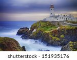 fanad lighthouse  co. donegal ...   Shutterstock . vector #151935176