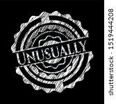 unusually chalkboard emblem on... | Shutterstock .eps vector #1519444208