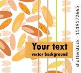 bread  bakery icons  sliced...   Shutterstock .eps vector #1519572665
