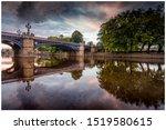 Skeldergate Bridge Over The...