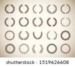set of different vintage... | Shutterstock .eps vector #1519626608