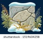 stone board decoration... | Shutterstock .eps vector #1519634258