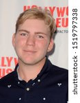 """Small photo of LOS ANGELES - SEP 25: Connor Dean at the 55th Anniversary of """"Gilligan's Island"""" at the Hollywood Museum on September 25, 2019 in Los Angeles, CA"""