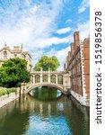 Bridge Of Sighs At Cambridge ...