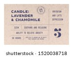 vintage minimal label. set of... | Shutterstock .eps vector #1520038718