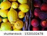 Assortment Of Fruit  Sold In...