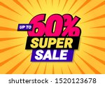 super sale of special offers.... | Shutterstock .eps vector #1520123678