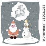 happy new year's eve | Shutterstock .eps vector #152021288