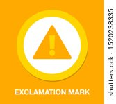 attention sign   caution alert... | Shutterstock .eps vector #1520238335