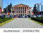 Batumi Georgia 09 19 2019  The...