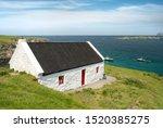 Lone Cottage On Blasket Island...
