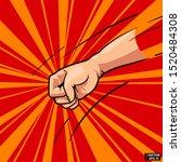 vector illustration. comic book ...   Shutterstock .eps vector #1520484308