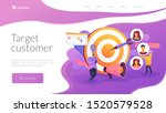 customer attraction campaign ... | Shutterstock .eps vector #1520579528