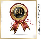 60,60 years,60th,anniversary,badge,banner,birthday,black,card,celebrate,celebrating,celebration,ceremony,congratulations,decoration