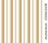 golden vertical stripes pattern.... | Shutterstock .eps vector #1520613158
