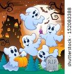 halloween character image 6  ... | Shutterstock .eps vector #152083388