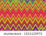 bright ethnic pattern with... | Shutterstock .eps vector #1521125972