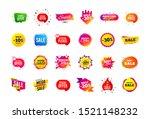 sale banner badge. special... | Shutterstock .eps vector #1521148232