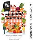 Autumn Harvest Festival Poster  ...