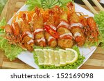 indonesian cuisines and food | Shutterstock . vector #152169098