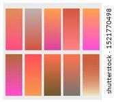 soft gradient set different...