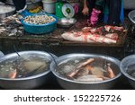 fish at market | Shutterstock . vector #152225726