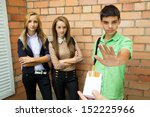 young people say there is no... | Shutterstock . vector #152225966