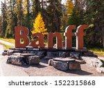 Banff  Alberta  Canada 9 26...