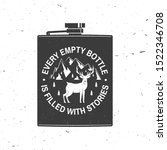 every empty bottle is filled... | Shutterstock .eps vector #1522346708