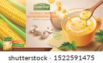 Instant Corn Cream Soup Ads...
