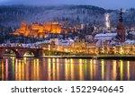 Old Town Of Heidelberg In...