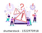 concept operating system error... | Shutterstock .eps vector #1522970918