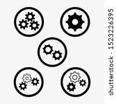 setting icon vector  tools  cog ...
