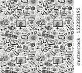 web  internet  computers  ... | Shutterstock .eps vector #152333192