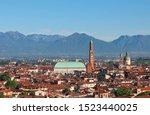 Vicenza City In Veneto Region...