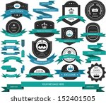 product labels | Shutterstock .eps vector #152401505