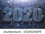 2020 On Circuit Board Or...