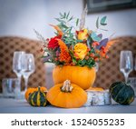 An Autumn Season Wedding...