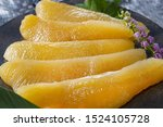 Stock photo fresh and delicious herring dishes 1524105728