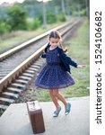 Beautiful Charming Little Girl...