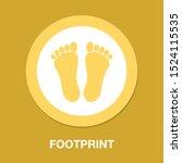 Vector Footprint Illustration ...