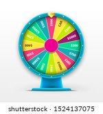 Raster 3d Spinning Fortune...