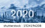 2020 In Futuristic City ...