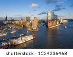 hamburg   oct 5  elbe concert...   Shutterstock . vector #1524236468