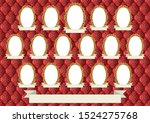 decorative background with... | Shutterstock .eps vector #1524275768