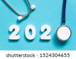 Stethoscope W  2020 Number On...