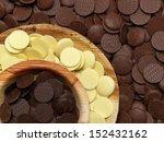 White  Milk And Dark Chocolate...