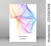 soft rainbow color. linear...   Shutterstock .eps vector #1524362648