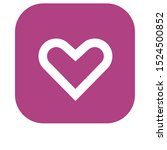 heart love icon vector...