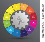 Vector Circle Business Concept...